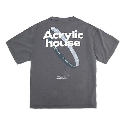 "ATTEMPT  ""Acrylic house"" TEE"