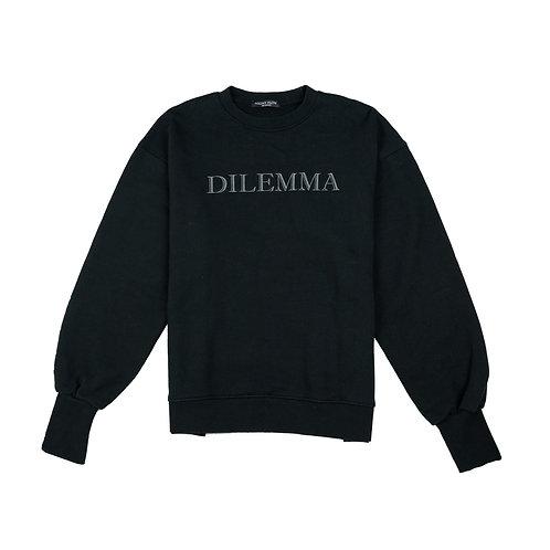 NIGHT FLOW Dilemma Sweatshirt