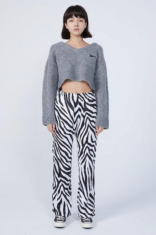ANN ANDELMAN Zebra Pants