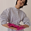 Thumbnail: NIGHTFLOW X ITEM Fear Patterned Waist Shirt