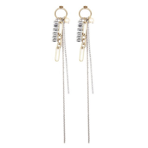 JUSTINE CLENQUENT Liza Earring Pair