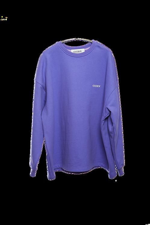 XOXOGOODBOY 2020FW Logo Sweater