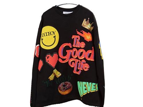 XOXOGOODBOY Smiley Goodboy Sweatshirt