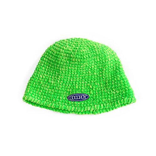 XOXOGOODBOY 2020FW Knitted Bucket Hat