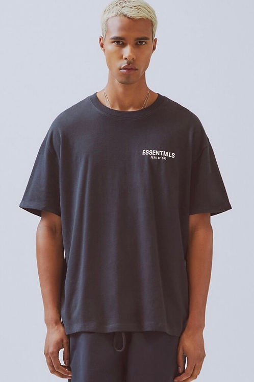 ESSENTIALS Box Logo Photo Series T-Shirt