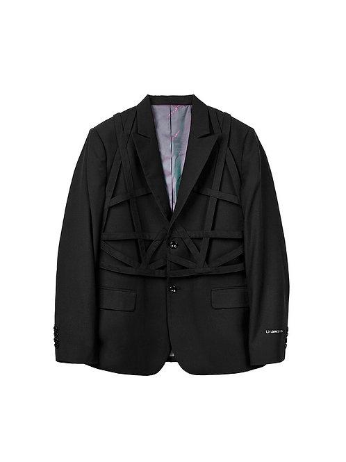UNAWARES Weave Jacket