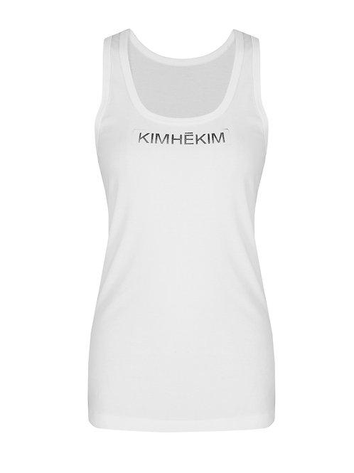 KIMHEKIM Stamped Logo  Sleeveless