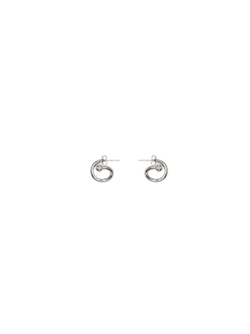 JUSTINE CLENQUET Mel Earring
