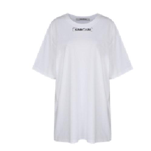 KIMHEKIM Stamped T Shirt