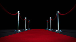 """""""Welcome To Your Red Carpet Experience!"""""""