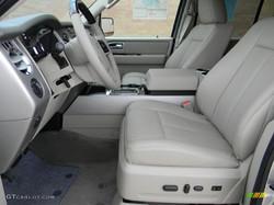 Ford Expedition Extended Luxury SUV Interior