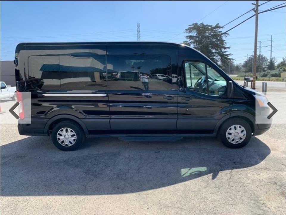 Executive Shuttle Sprinter Van
