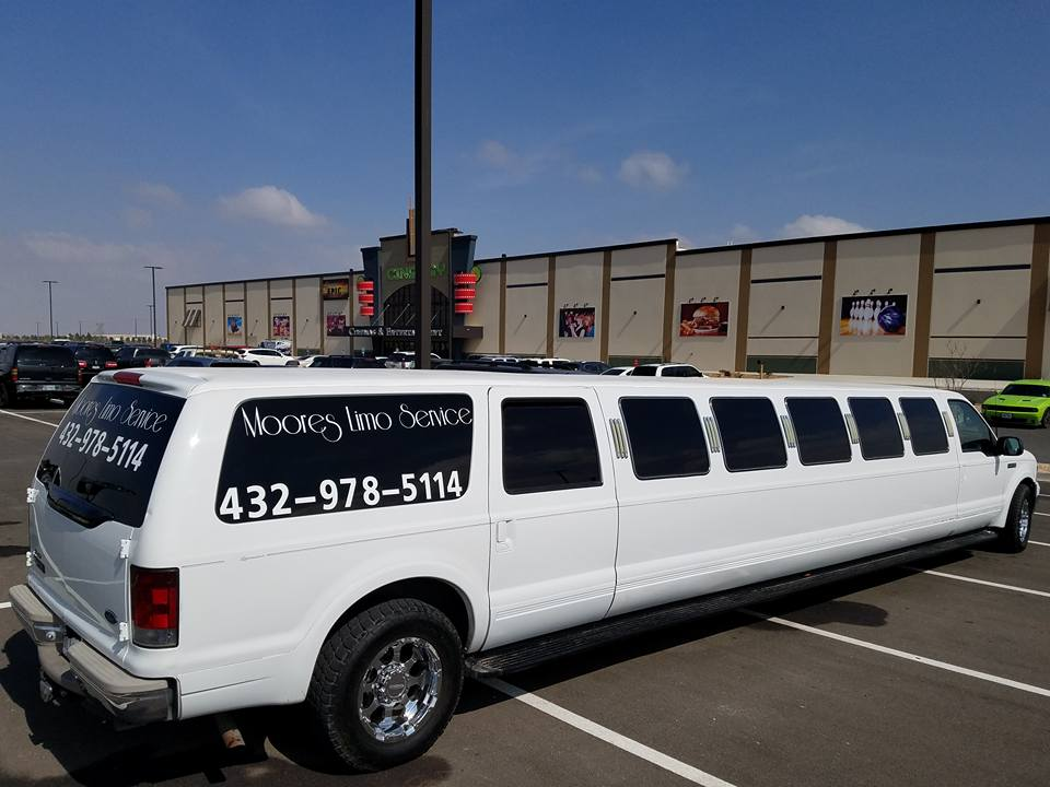 Ford Excursion Super Limo