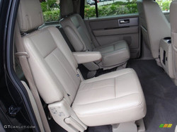 Ford Expedition Extended Luxury SUV Middle View