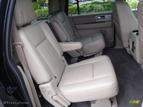 Ford Expedition Luxury SUV - Interior