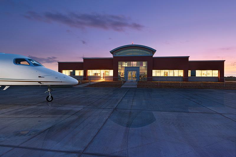 Odessa Schlemeyer Airport