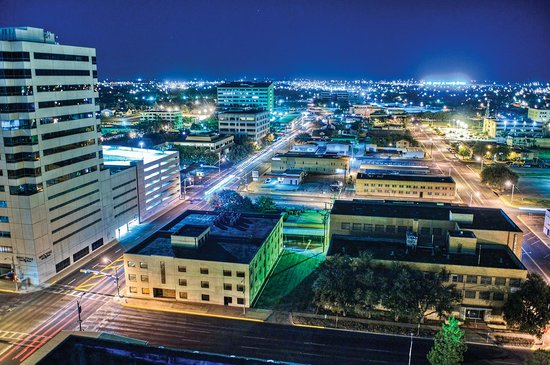 Downtown Midland, TX
