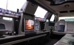 Chrysler 300 Limo - Interior