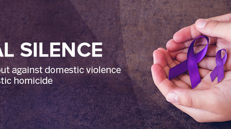 Survivors speak out against domestic violence and domestic homicide