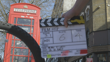 """Phone Box"" in Post-Production"