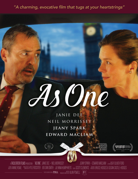 """""""As One"""" Set for 2016 Release"""