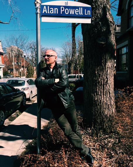 A Canadian Filmmaker in London