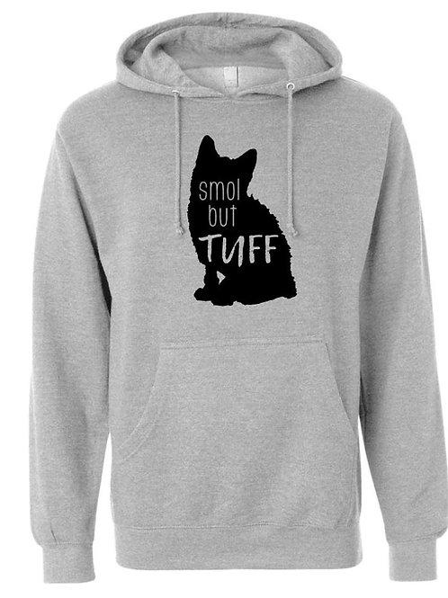 Smol But Tuff - Wolfie Hoodie