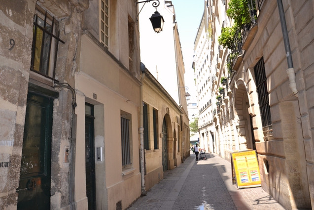 quincampoix rue.JPG