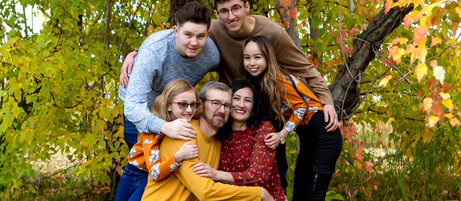 Dumka Family || Fall 2019