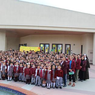 school with bishop trudeau 2.JPG