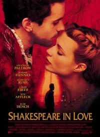 Shakespeare in Love (1998) Dual Audio (Hindi-English) 480p [400MB]    720p [1GB]