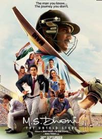 M.S. Dhoni: The Untold Story (2016) Hindi Movie Bluray    720p [1.3GB]    1080p [2.9GB]