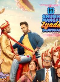 Shubh Mangal Zyada Saavdhan (2020) Hindi Movie HdRip 480p [400MB]    720p [1.4GB]    1080p