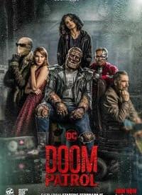 Doom Patrol (2019) {Season 1} 720p English [Episode 1-15] (300MB)