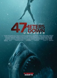 47 Meters Down: Uncaged (2019) {English With Subtitles} 480p [400MB] || 720p [850MB] || 108