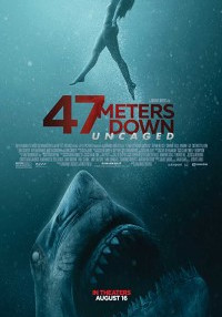 47 Meters Down: Uncaged (2019) {English With Subtitles} 480p [400MB]    720p [850MB]    108
