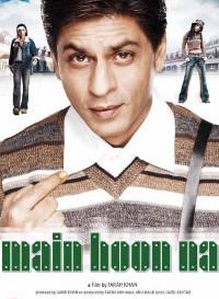 Main Hoon Na (2004) Hindi Movie Bluray    720p [1.2GB]    1080p [2.3GB]