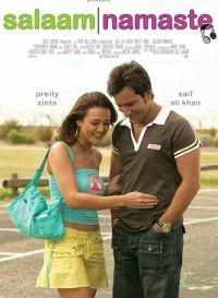 Salaam Namaste (2005) Hindi Movie Bluray    720p [1.2GB]    1080p [2.3GB]