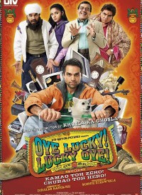 Oye Lucky! Lucky Oye! (2008) Hindi Movie Bluray || 720p [1GB]
