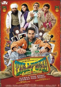 Oye Lucky! Lucky Oye! (2008) Hindi Movie Bluray    720p [1GB]
