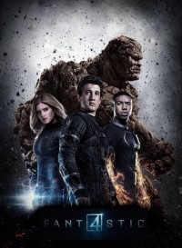 Fantastic Four (2015) Dual Audio {Hindi-English} 480p [300MB] || 720p [800MB] || 1080p [1.9