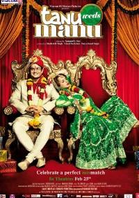 Tanu Weds Manu (2011) Hindi Movie Bluray    720p [1.5GB]   