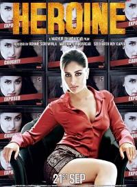 Heroine (2012) Hindi Movie Bluray    720p [1.5GB]    1080p [3GB]