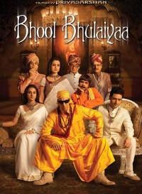 Bhool Bhulaiyaa (2007) Hindi Movie Bluray || 720p [1.1GB] || 1080p [2.6GB]
