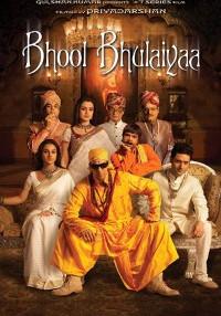 Bhool Bhulaiyaa (2007) Hindi Movie Bluray    720p [1.1GB]    1080p [2.6GB]