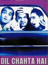 Dil Chahta Hai (2001) Hindi Movie Bluray    720p [1GB]    1080p [2.3GB]