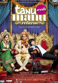 Tanu Weds Manu Returns (2015) Hindi Movie Bluray    720p [1.15GB]    1080p [2.1GB]