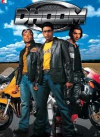 Dhoom (2004) Hindi Movie Bluray    720p [1.1GB]    1080p [4GB]