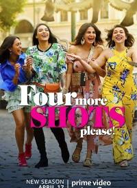 Four More Shots Please 2020 (Season 2) Hindi All Episodes WeB-DL || 480p [150MB] || 720p [3