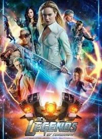 Legends of Tomorrow {Season 1-5} 720p [S05E04 Added] (200MB-300MB)